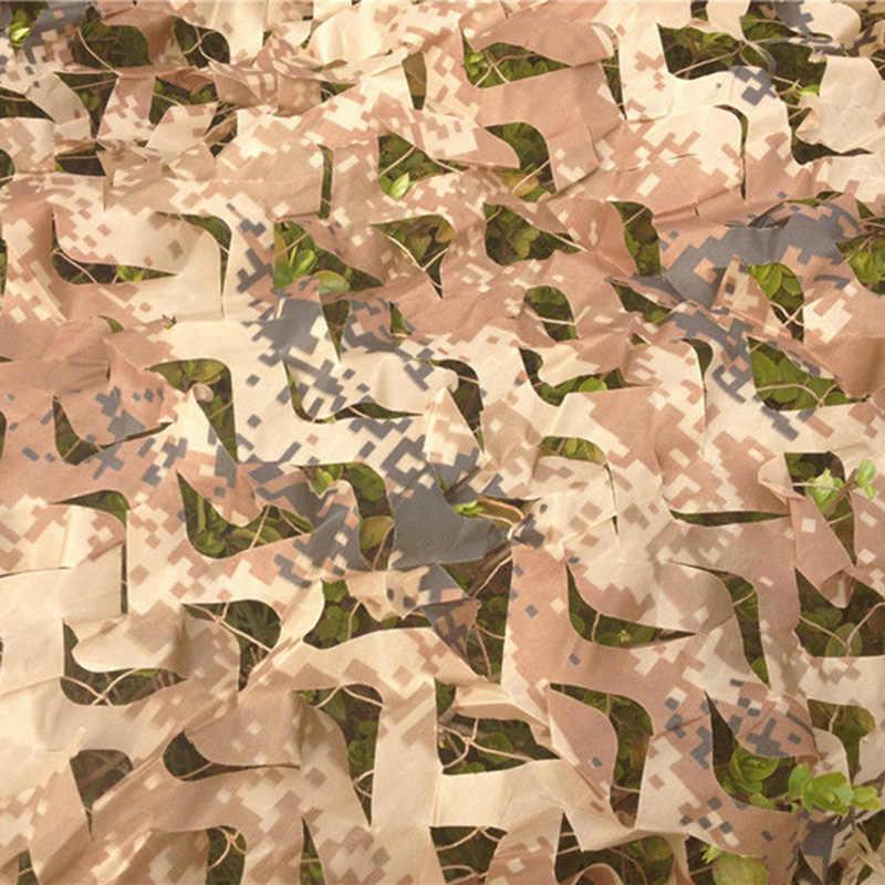 Desert Digital Camouflage Net Caça Acampamento Ao Ar Livre Sol Abrigo Da Praia Net Tampa Do Carro Decoração Da Casa Fotografia Fundo
