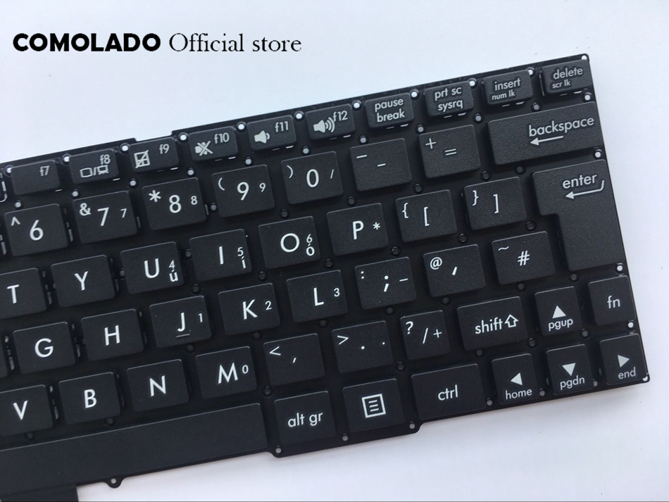 UK keyboard For ASUS TF600 TF600T TF600TG TF502 Black Laptop Keyboard UK layout (2)