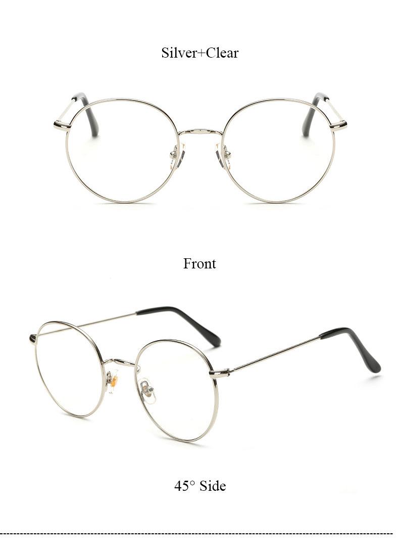 HTB1dBabQVXXXXXaXVXXq6xXFXXXz - Round Sunglasses Women Retro Brand Designer Classic Rose Gold Steampunk Sun Glasses Men UV400 Rayed Mirror Female UV400