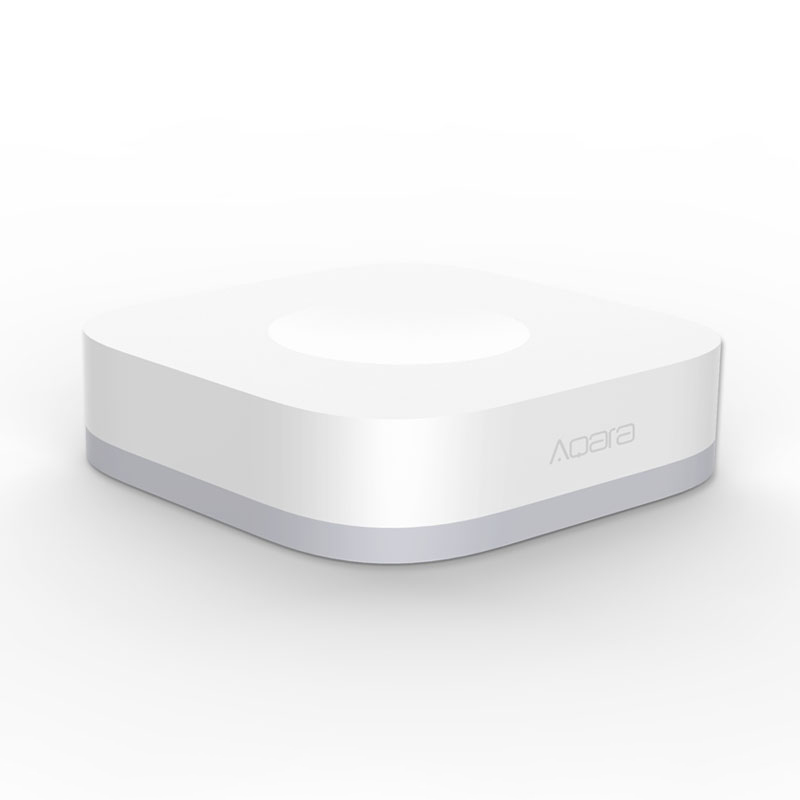 Image 2 - Xiaomi Mijia AQara Smart Multi Functional Intelligent Wireless Switch Key Built In Gyro Function Work With Android IOS APP-in Smart Remote Control from Consumer Electronics