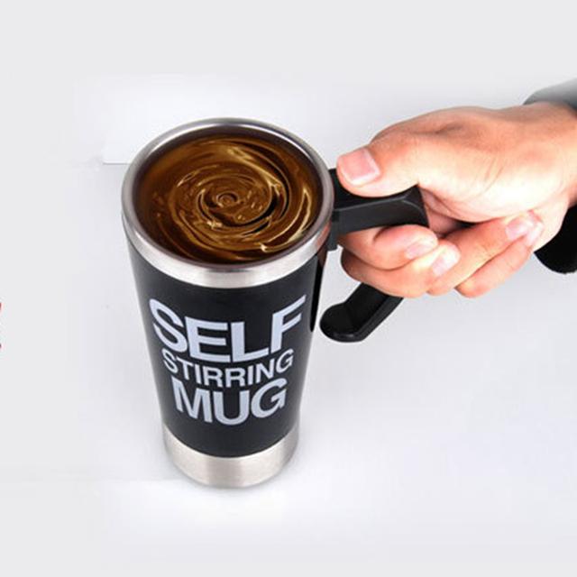 Automatic mixer coffee