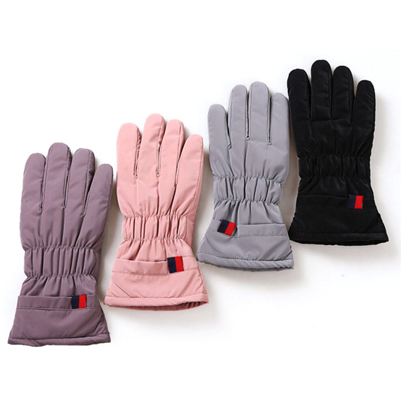 New Windproof Driving Snowboard Waterproof Gloves Outdoor Winter Ski Warm Snow Sports Gloves Hot Sale