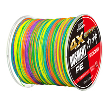 1M 1Color 300M ZUKIBO super strong Japan multifilament 100% PE fishing line braided 4 strands braided wires 8 20 50 90LB