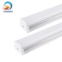 YANDIAO LED Tube Lights 2835 SMD Triproof Lamps Dust Proof Lamp Three anti light fixture 40w Integration LED Batten Lights