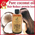 Hair care Free shopping Massage essential oil 100%pure plant base oil coconut oil 250ml Not solidified