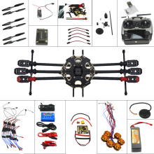 F07807-C Aircraft Kit Full Set Helicopter Drone 680PRO Frame 700KV Motor GPS APM 2.8 Flight Control AT9 Transmitter