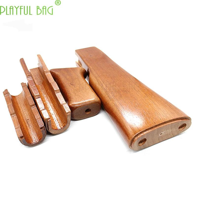 Renxiang ak47 especial de madeira maciça alta