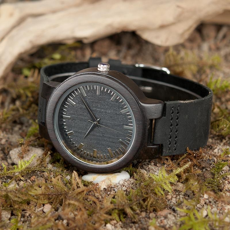 wooden wristwatches for men and women bobo bird  (8)