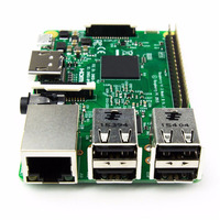 1PC Pi 3 Model B ARM Cortex A53 CPU 1 2GHz 64Bit Quad Core 1GB 10