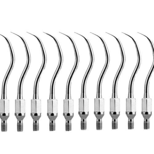 10* Dental KAVO Air Scaler Insert Tips GK1 Remove Calculus Bacterial Supragingival