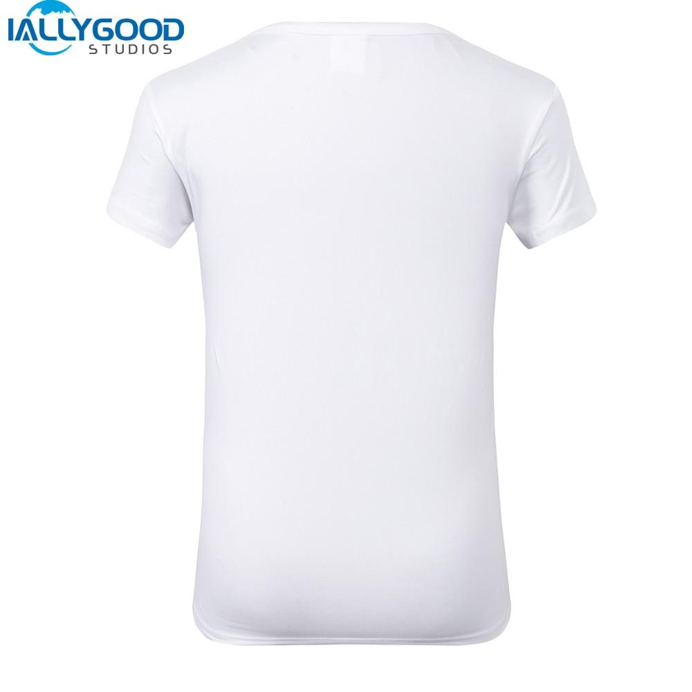 New Summer Sad Girl Squad Women T Shirt Simple pop Elements T-shirt Soft Cotton Short sleeve White Tops S1493