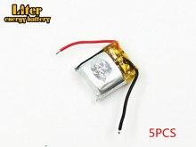 5 Pcs/Lot 3.7 V 150 mAh 751517 20c lithium polymère batterie CX 10 CX 12 JJ810 Quadrocopter à distance 3.7 V Lipo batterie
