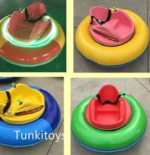 купить CE And TUV Approved Exciting Inflatable UFO Style Ice Bumper Car On Ice по цене 55361.52 рублей