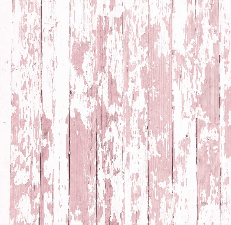 Pink And White Wood Photography Background Digital Printed Newborn Baby Birthday Backdrops Custom Name Date Could Be Add In From Consumer