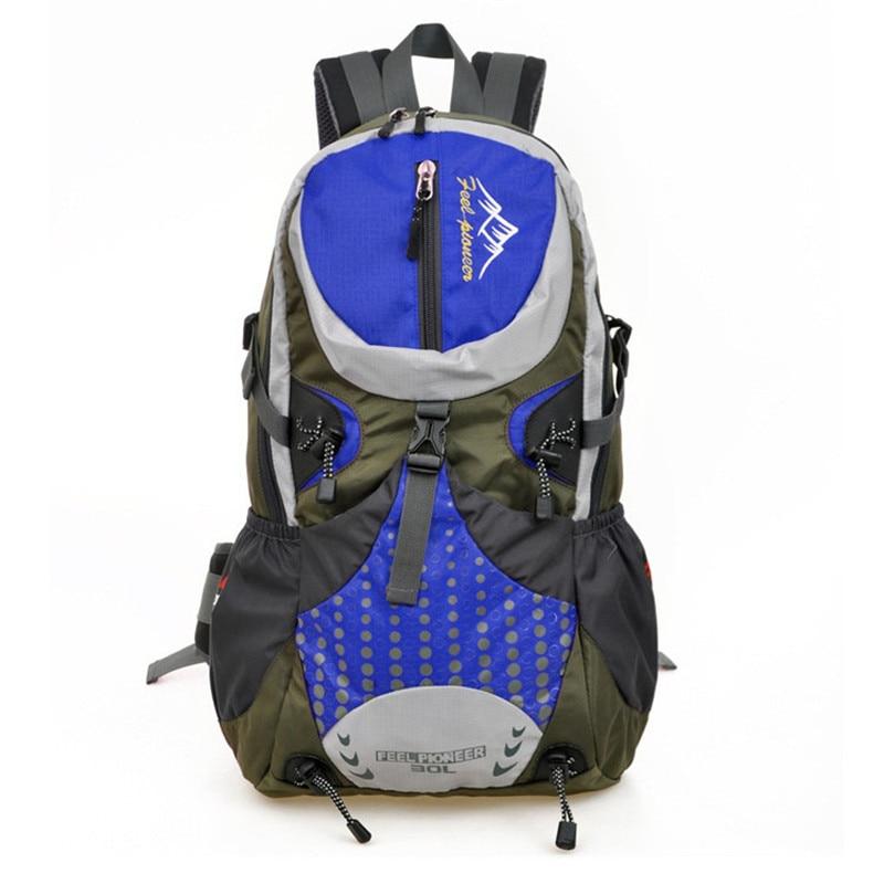 все цены на Large Capacity Men Backpack Waterproof Travel Backpack Multifunctional Bags Male Laptop Backpacks mochila