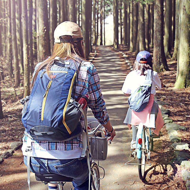 Confident Naturehike 15l Men&women Unisex Ultralight Outdoor Sport Bag Lightweight Bicycle Riding Trekking Backpack Fine Craftsmanship