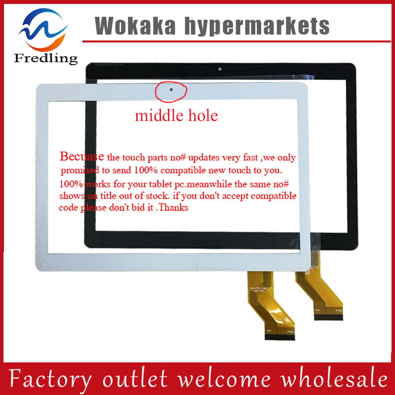Tempered Glass Screen Protector Film New 10 1inch MTCTP 10617 tablet touch screen panel digitizer glass