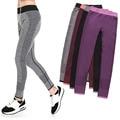 S-XL de La Moda de Las Mujeres Pantalones Para Adventure Time Culturismo Entrenamiento Leggings Pantalones Jeggings Ropa Mujeres Elástico de Secado rápido