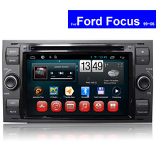 2 Din 7 inch Android Car DVD Player for Ford Focus GPS Navigation Radio Bluetooth TV WIFI USB SD AUX Touch Screen Car Stereo