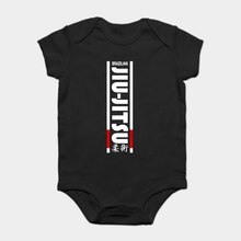 Baby Onesie Baby Bodysuits kid t shirt Funny novelty BRAZILIAN JIU JITSU(12) cool(China)