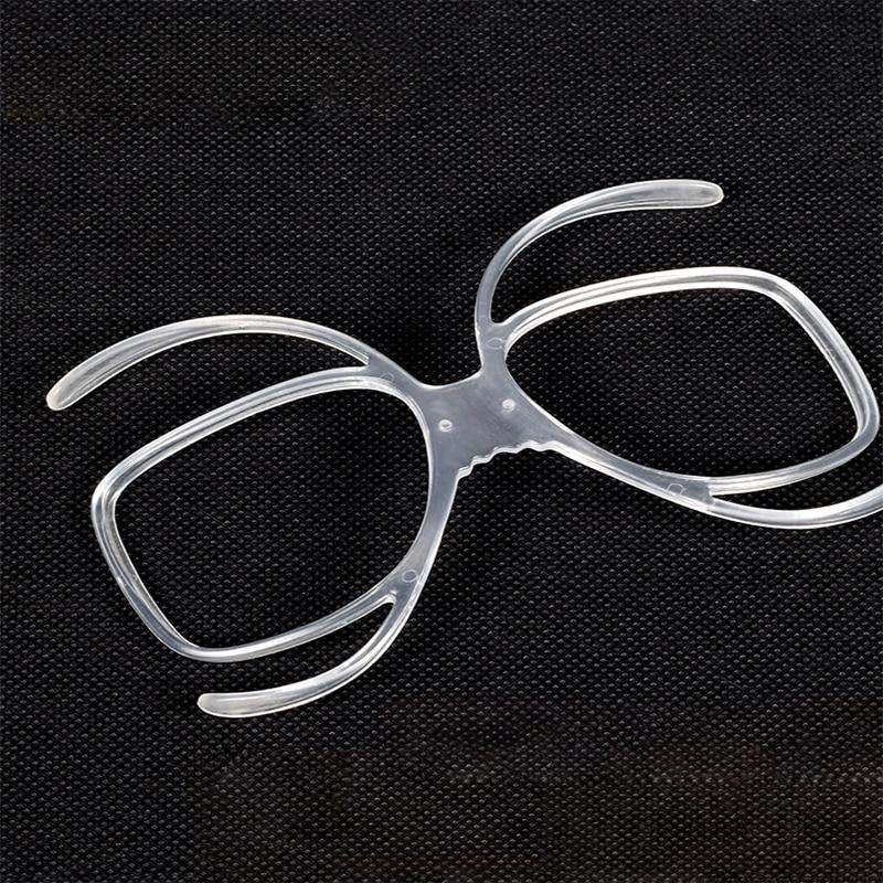 Ultralight Ski Snowboard Goggles Glasses Embedded Myopia Frame Lens Frame Nearsightedness Shortsightedness Sunglasses Adapter fl ski gloves snowboard