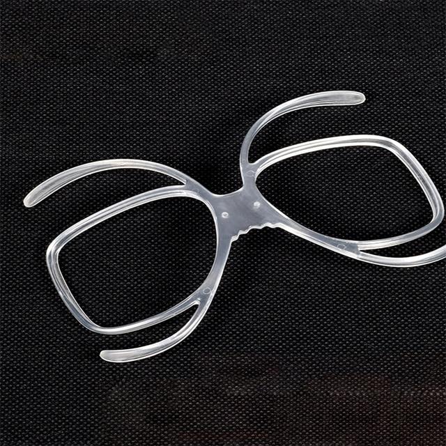 Ultralight Ski Snowboard Goggles Glasses Embedded Myopia Frame Lens Frame Nearsightedness Shortsightedness Sunglasses Adapter