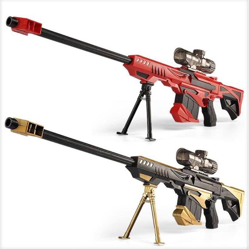 Fun live CS plastic toy gun rifle soft bullet sniper rifle pistol water paintball gun outdoor paintball elite airsoft air guns