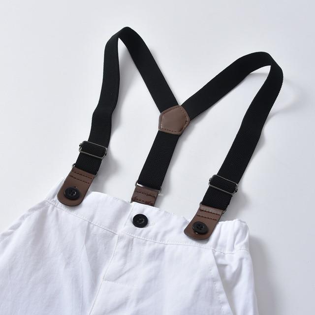 Фото костюм для маленьких мальчиков формальная куртка новые летние цена