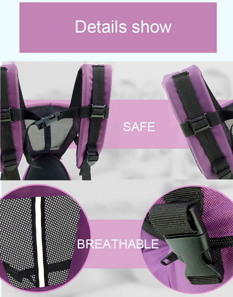 Newborn Baby Carrier Kangaroo Toddler Sling Wrap Portable Infant Hipseat Baby Care Waist Stool Adjustable Hip Seat 0-36 Months (14)