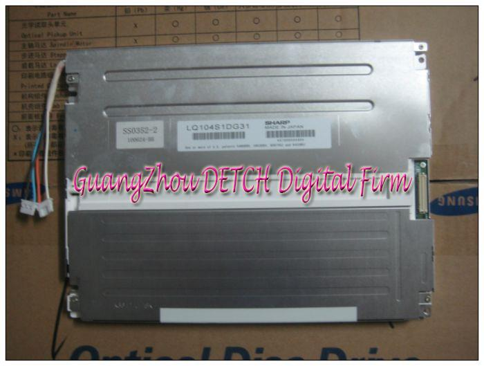 Industrial display LCD screen10.4-inch LQ104S1DG31  LCD screen