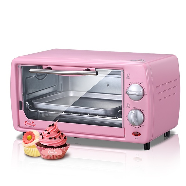 Exceptionnel Small Kitchen Appliances Cute Pink 12L Fast Heating CS1201A2 Mini Electric  Oven