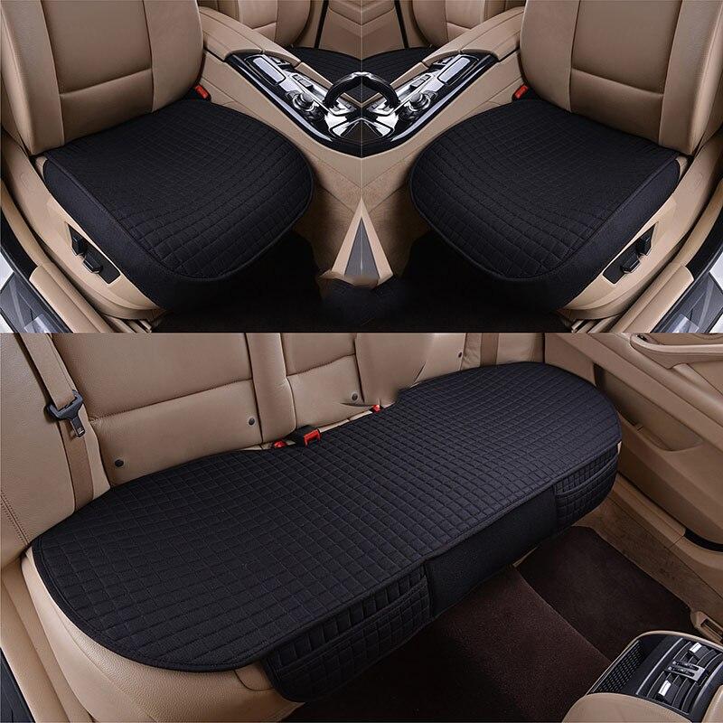 Housse de siège de voiture couvre véhicule pour mitsubishi pajero 2 3 4 sport complet carisma montero sport de 2018 2017 2016 2015