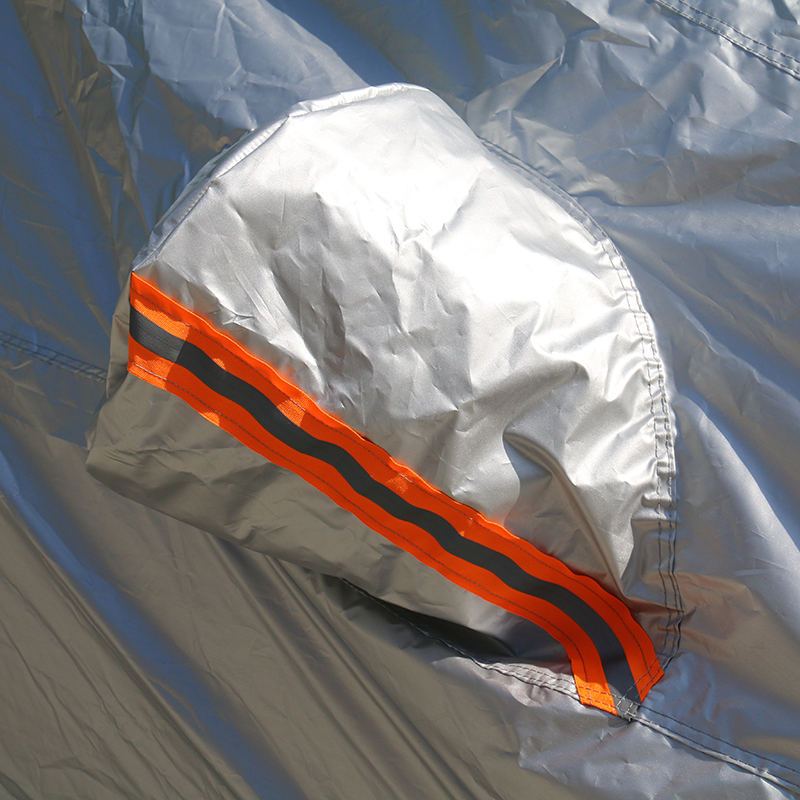 Kayme imperméable à l'eau pleine bâches de voiture soleil poussière protection contre la pluie bâche de voiture auto suv protection pour Mercedes benz w203 w211 w204 cla 210 - 3