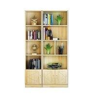 Rack Estanteria Para Libro Industrial Dekorasyon Bureau Meuble Shabby Chic Wood Furniture Decoration Retro Book Bookshelf Case