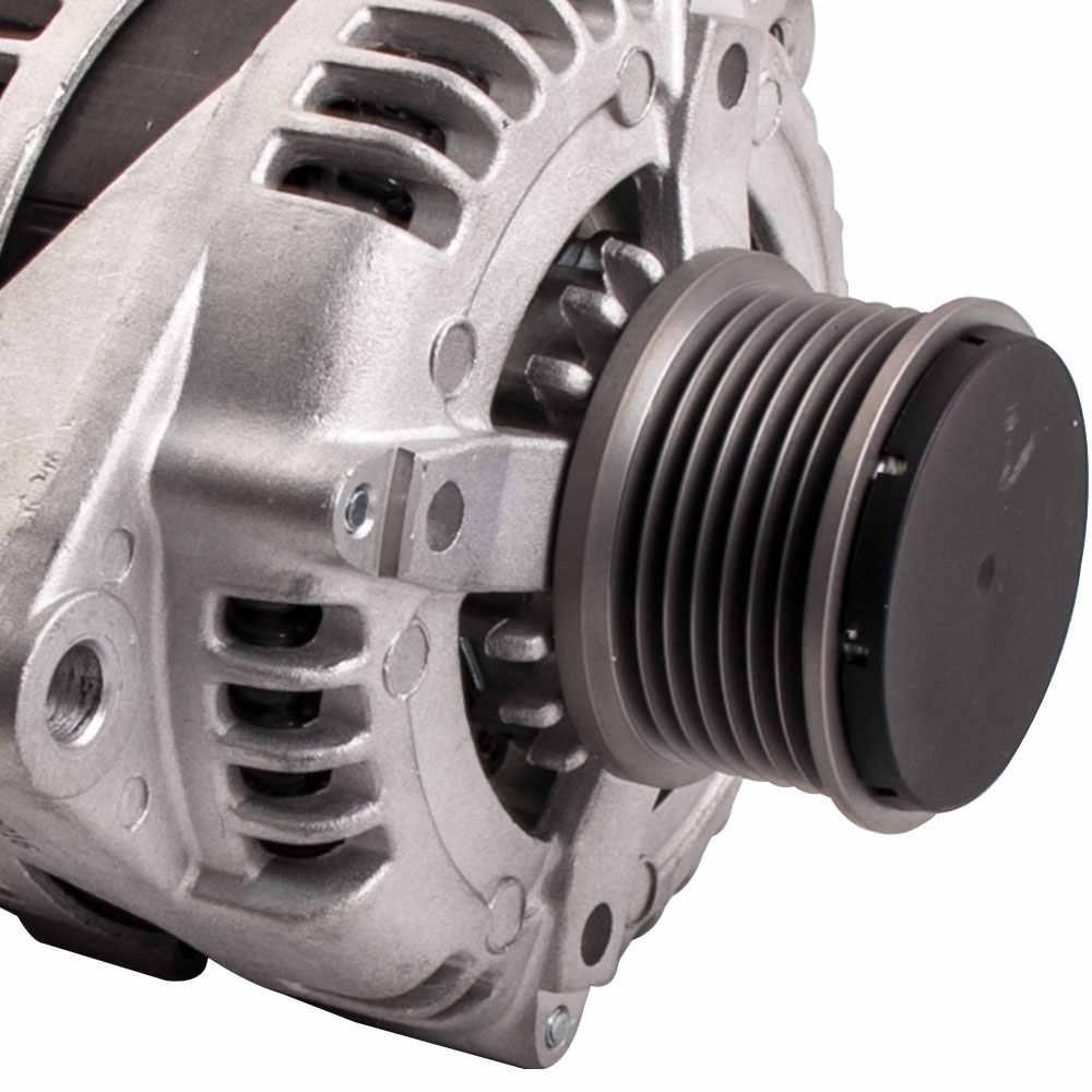 Alternator 130A for Toyota Hilux D4D 3 0L Diesel 1KD-FTV KUN16R KUN26R  KZN156 for andcruiser Prado KDJ155 3 0L Turbo 104210-3410