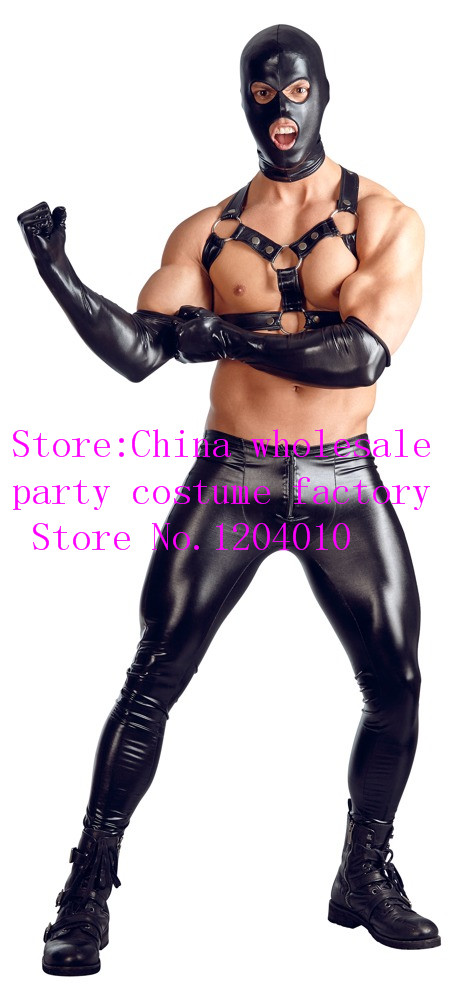 Popular Gay Leather Pants-Buy Cheap Gay Leather Pants lots ...