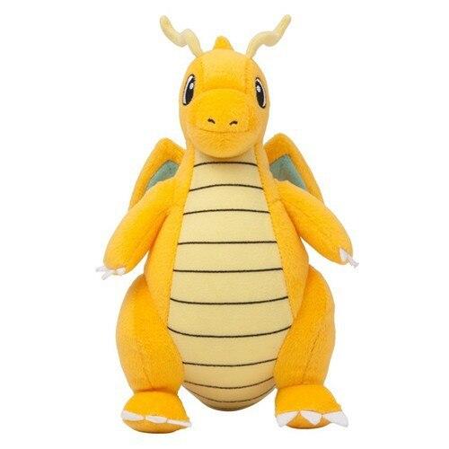 Cartoon Plush Toy Dragonite 9