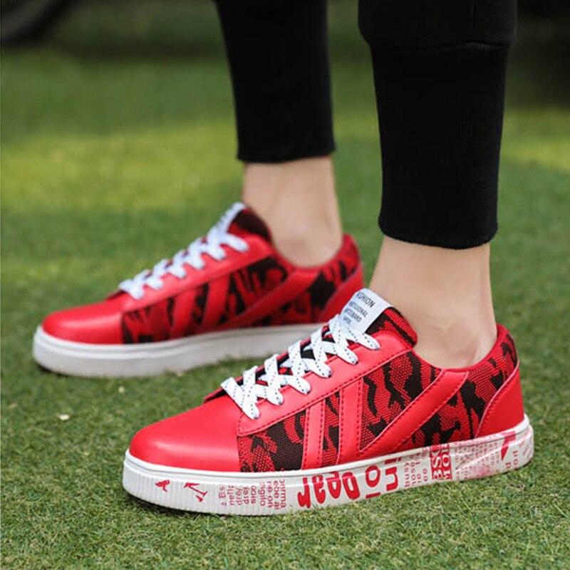 Hombre 2018 Black De Tenis up Zapatillas Transpirable Los red Masculino Zapatos Entrenador Suave Verano Hombres Casual Slip Lace blue Calzado Lona on Adulto rqI7xqTwR