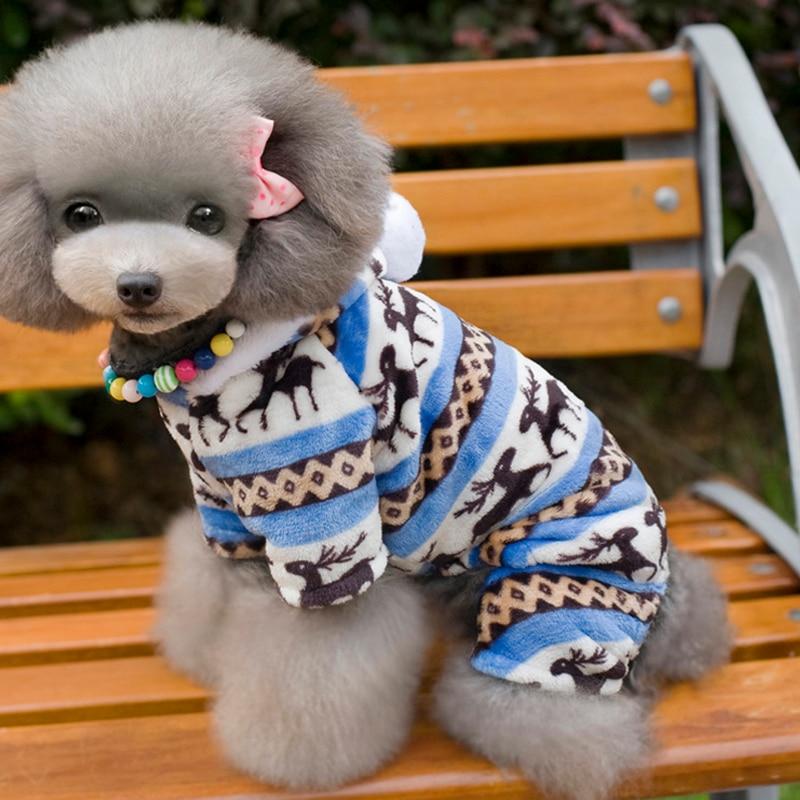 Χειμώνας ρούχα σκυλιών Snowflake Fleece - Προϊόντα κατοικίδιων ζώων - Φωτογραφία 3