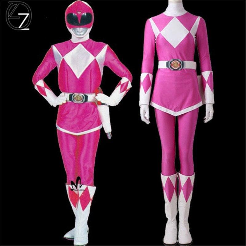 Ptera Ranger Mei cosplay costume adulte Halloween costumes Rose Ranger cosplay Zyuranger Ptera Ranger costume fait sur commande