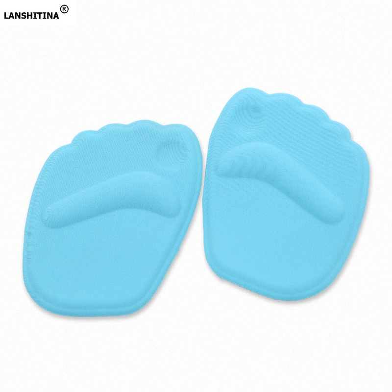 3d Forefoot Pain Foot Pad Silicone Insoles Cushion High Heels Foot  Pad Transverse Arch Support Shoe Insert Shoe Accessories half code silicone pad forefoot anti pain female shoe foot pad insoles massaging feet care insert thickened shoe accessories