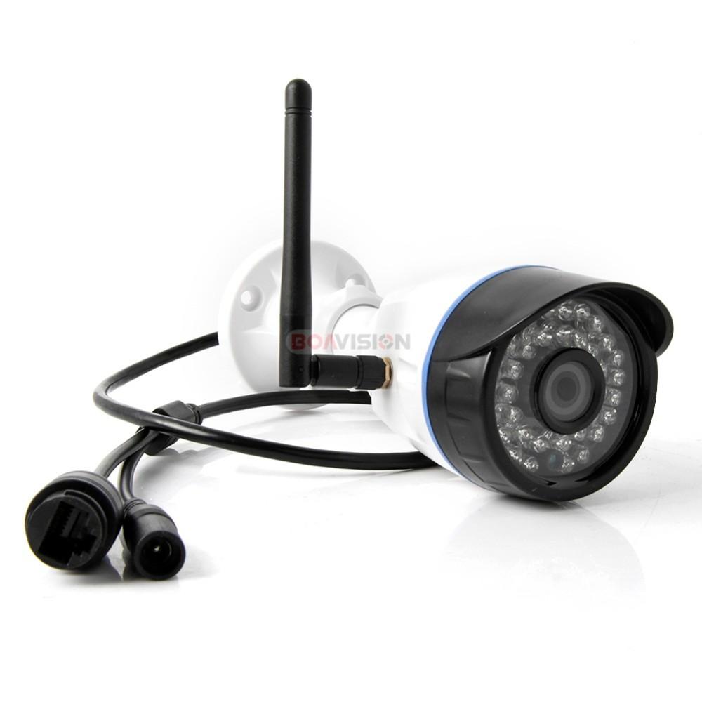 1.0MP IP Camera