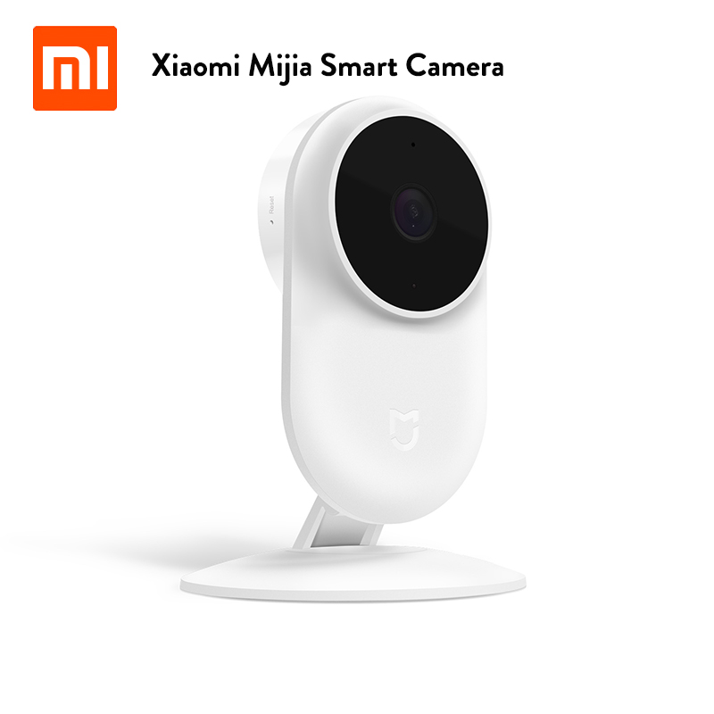 Xiaomi Mijia Smart IP Camera HD1080P 2.4G And 5.0G Wifi Wireless 130 Wide Angle 10m Night Vision Intelligent Security