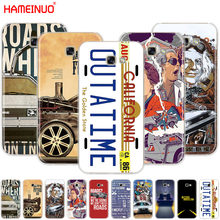 HAMEINUO Back to the Future cell phone case cover for Samsung Galaxy A3 A310 A5 A510 A7 A8 A9 2016 2017 2018(China)