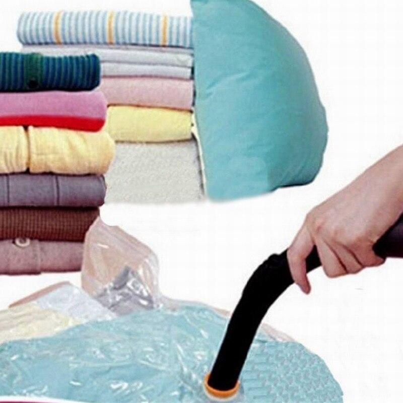 Hot Prodej Space Saver Saving Storage Vacuum Seal Compressed Organizér Bag Velikost S / M / L
