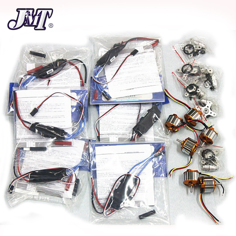 JMT Platinum-30A-Pro 2-6S 30A Speed Controller ESC + A2212 1000KV Brushless Outrunner Motor for DIY Racing Quadcopter 1000kv a2212 brushless drone outrunner motor for aircraft helicopter quadcopter