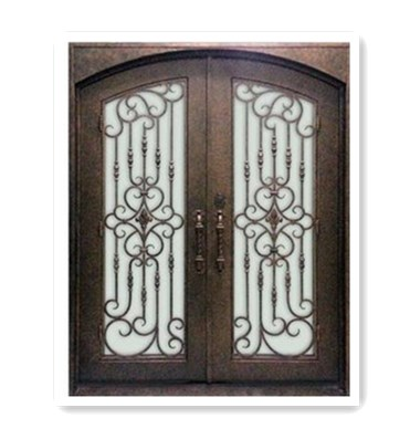 Hench 100% Steels Metal Iron Dynasty Iron Doors