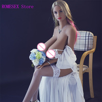 2018 New Arrival Real Sex Robot Doll Mannequins TPE Huge Breasts Tits 155 cm 61 inch Oral Pussy Anus Blowjob For Men Boys Male