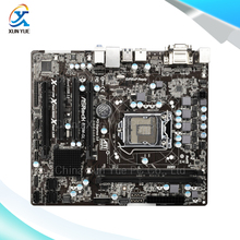 B75M-GL R2.0 Original Used Desktop Материнских Плат Asrock B75 Сокет LGA 1155 Для i3 i5 i7 DDR3 16 Г USB3.0 Micro-ATX