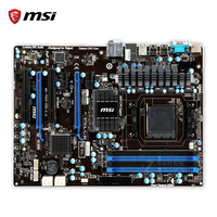 MSI 970A-G46 Original Used Desktop Motherboard 970 Socket AM3+ DDR3 32G STAT3 USB3.0 ATX On Sale